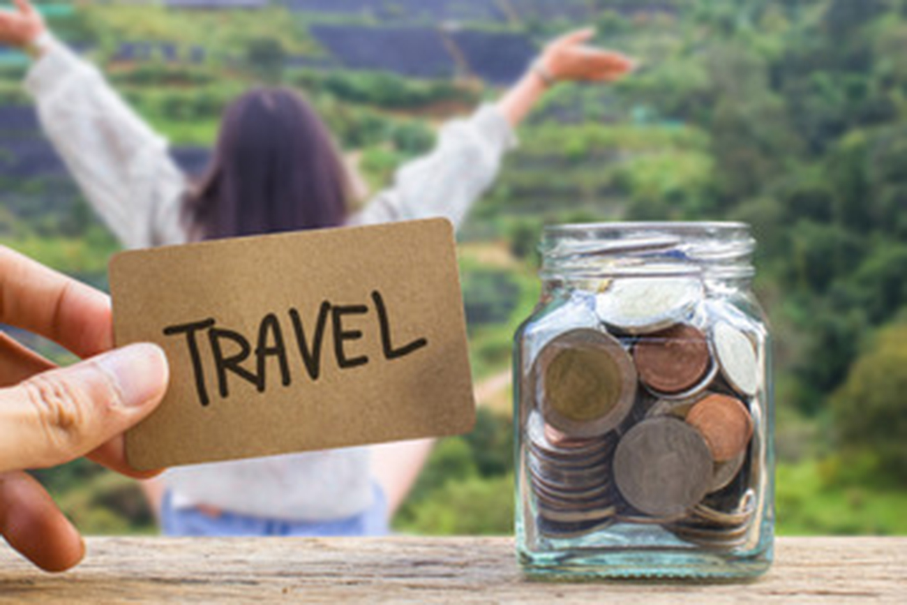 Tips on saving up for travelling