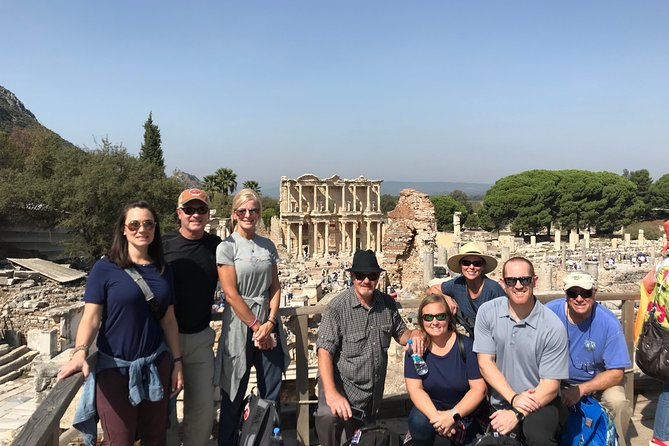 Explore Ephesus with Goodman Tours